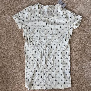 J.Crew Anchor T-Shirt
